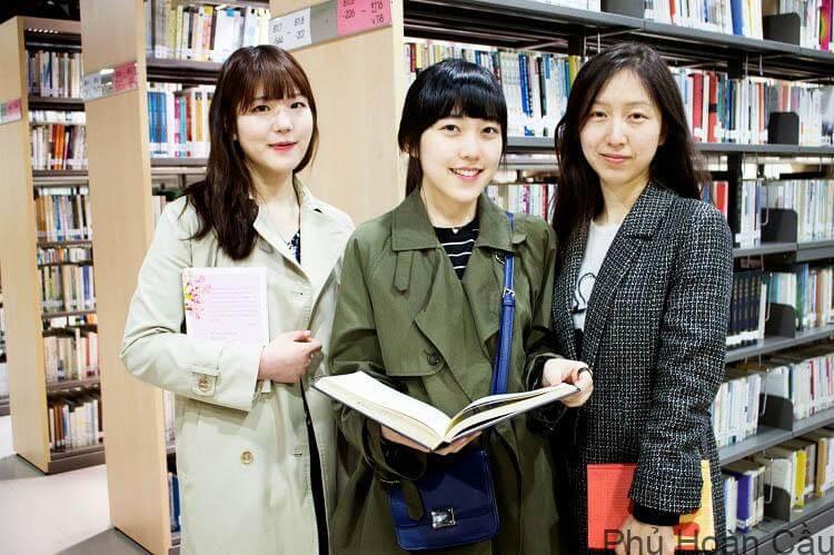 Du học Hàn Quốc ngành sư phạm là sự lựa chọn thông minh