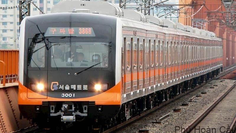 Giới thiệu hệ thống tàu điện ngầm Hàn Quốc - nét văn hóa lâu đời