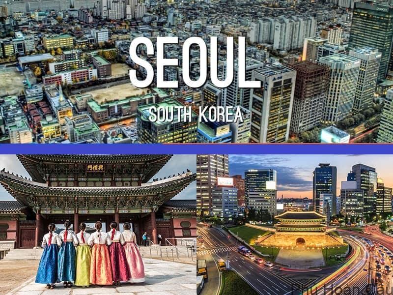 Thủ đô của Hàn Quốc - nơi sinh sống và học tập lý tưởng