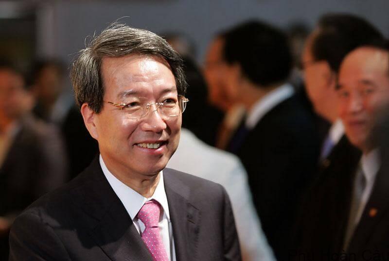 Cựu thủ tướng Chung Un Chan