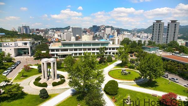 Đại học Dongguk dạy Luật tốt nhất