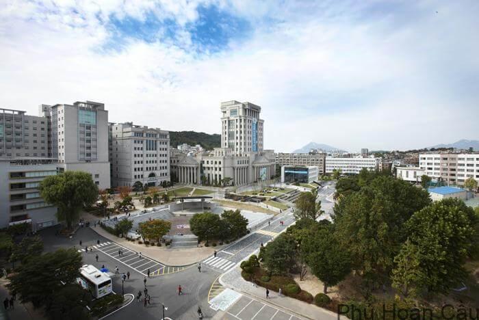 đại học hankuk chuyên đào tạo ngoại ngữ
