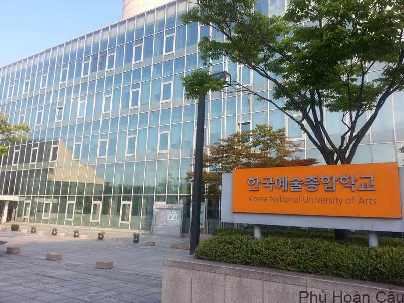 Đại học Nghệ thuật Quốc gia Seoul – lò đào tạo nhân tài nghệ thuật