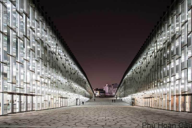 Đại học nữ sinh Ewha có hệ thống cơ sở hạ tầng vào loại hiện đại nhất Hàn Quốc