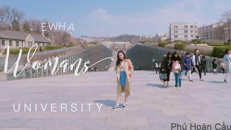 Đại học nữ sinh Ewha - ngôi trường của vị nữ thủ tướng đầu tiên xứ Hàn