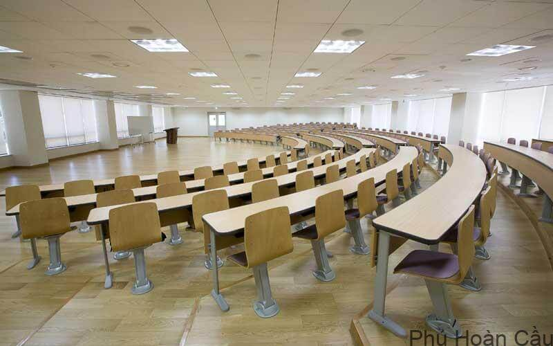 Đại học nữ Sungshin có điều cơ sở vật chất hiện đại