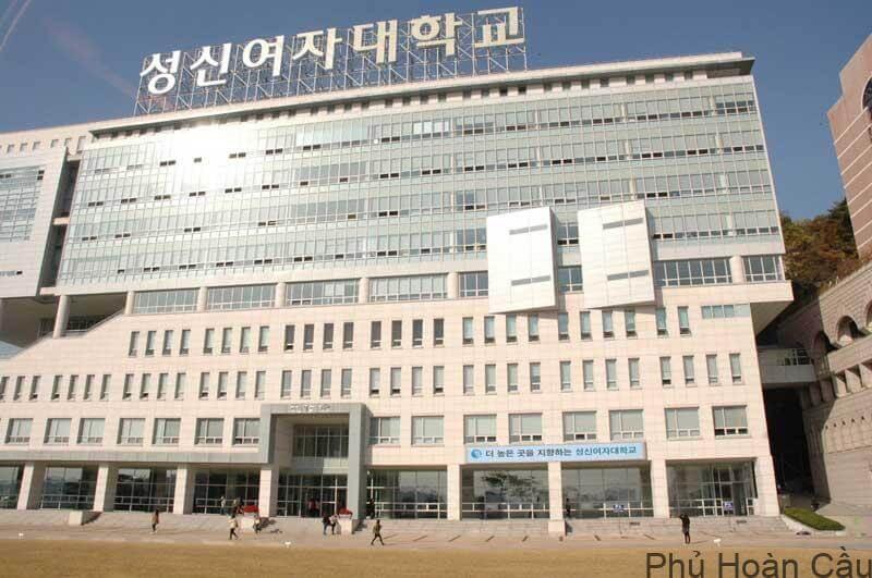 Đại học nữ Sungshin được sáng lập bởi tiến sĩ Lee Sook – Chong vào năm 1936