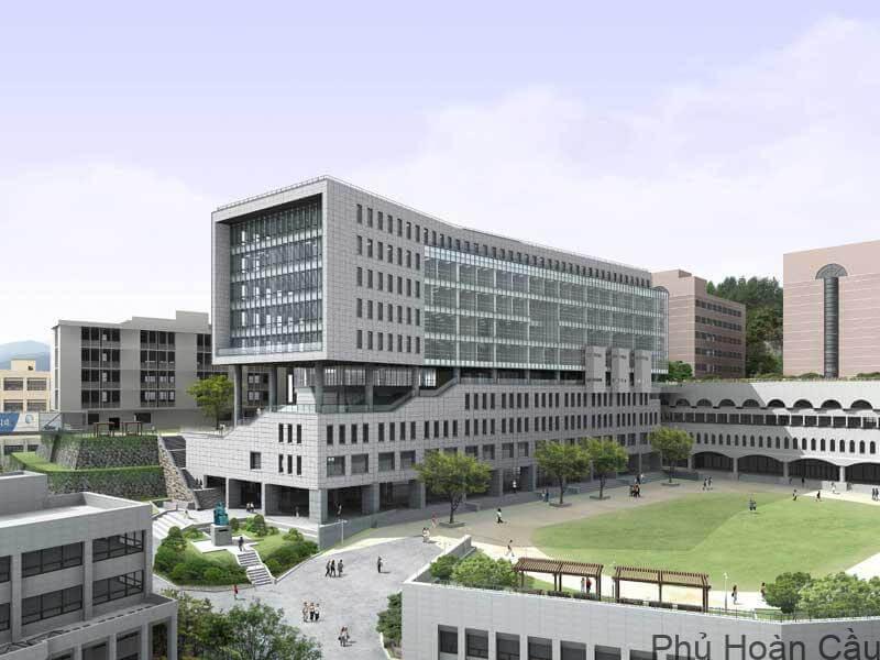 Đại học nữ Sungshin nổi tiếng với ngành làm đẹp