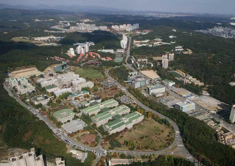 Đại học Pohang Hàn Quốc có địa chỉ tại thành phố Pohang