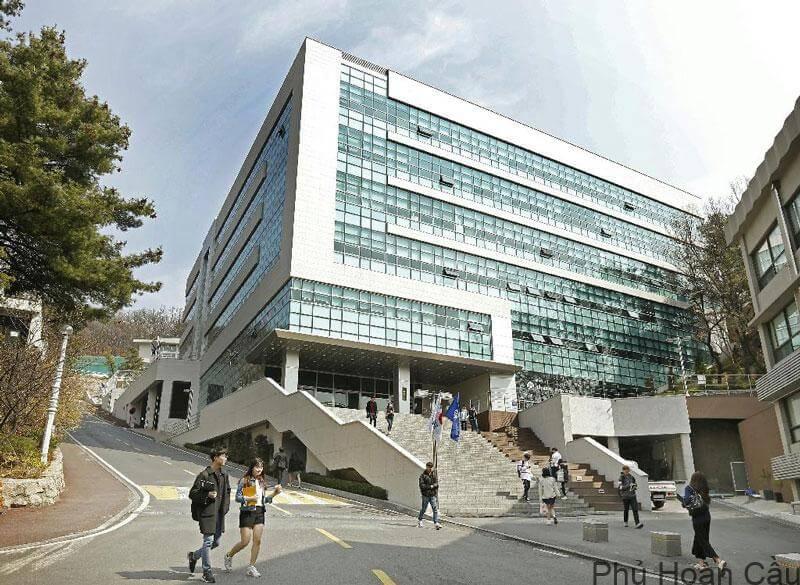 Đại học Sangmyung có hệ thống cơ sở vật chất hiện đại