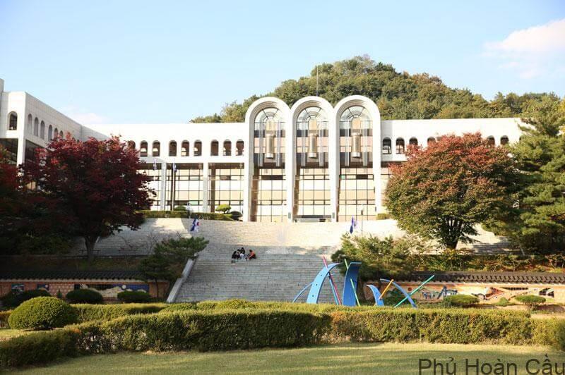 Đại học Sangmyung - điểm đến được nhiều bạn trẻ Việt chọn lựa
