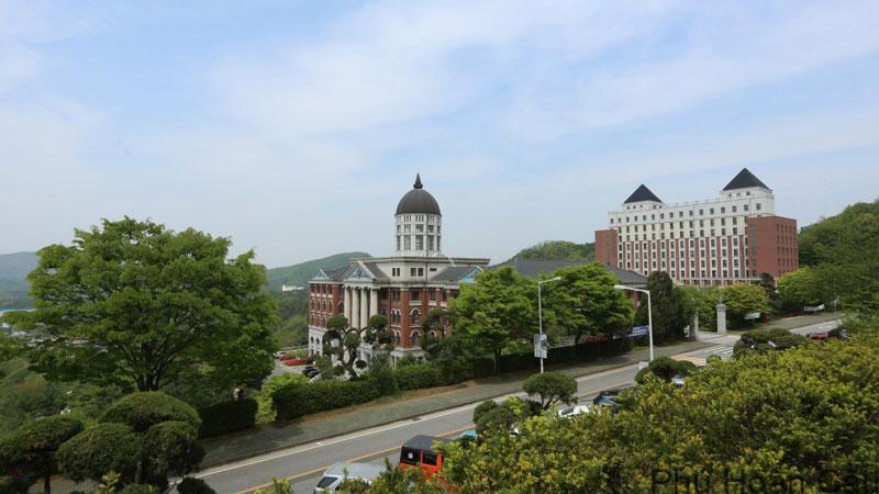 Đại học Tongwon Hàn Quốc - ngôi trường có điều kiện đầu vào khá dễ dàng