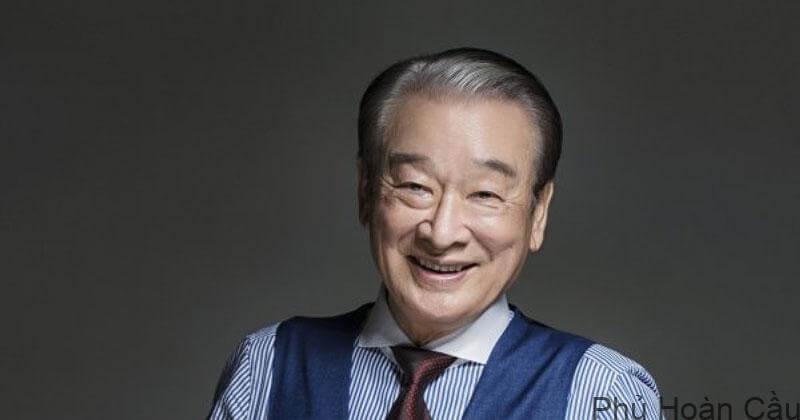 Diễn viên Lee Soon Jae