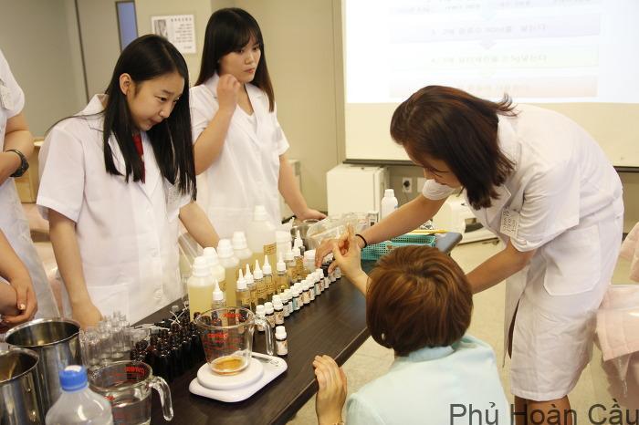 Điều kiện du học makeup Hàn Quốc