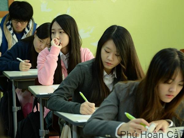 du học hàn quốc cấp 3 có nhiều trường