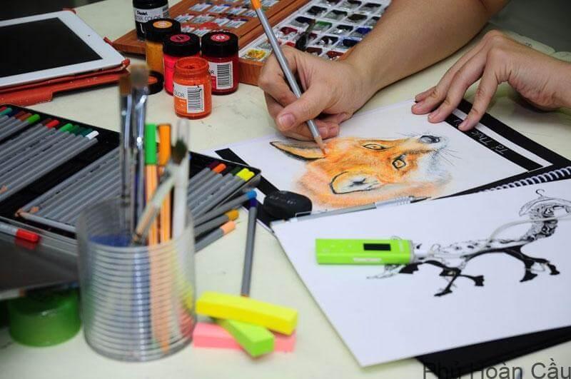 Du học Hàn Quốc ngành thiết kế đồ họa