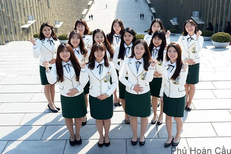 Du học Hàn Quốc ngành tổ chức sự kiện