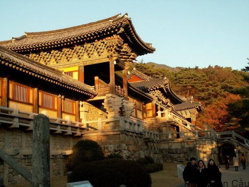 Gyeongju có nhiều địa điểm du lịch nổi tiếng
