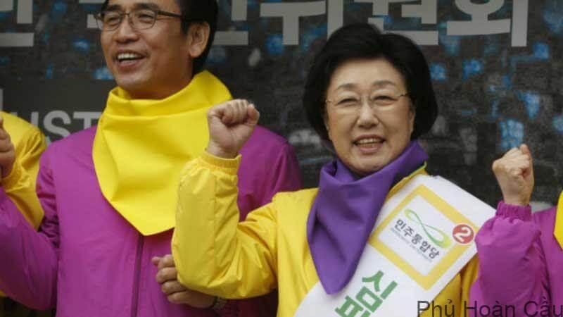 Han Myeong-suk - Nữ thủ tướng đầu tiên của Hàn Quốc