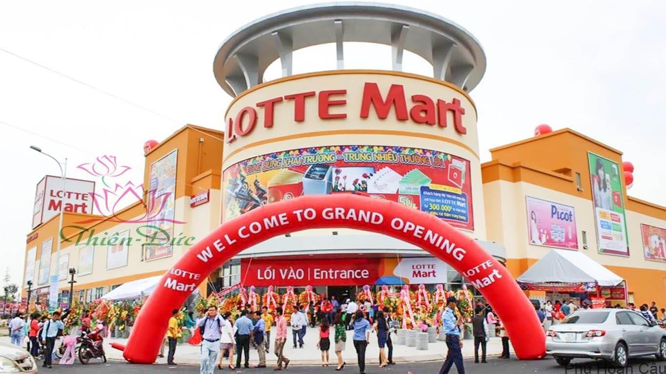 Mua miến lạnh Hàn Quốc tại Lotte Mart