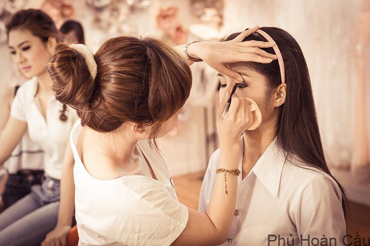 Môi trường du học Hàn Quốc ngành makeup hiện đại