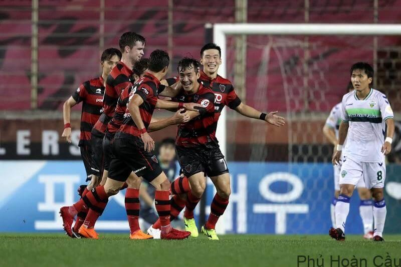 Gyeongnam FC là một câu lạc bộ bóng đá tại Hàn Quốc