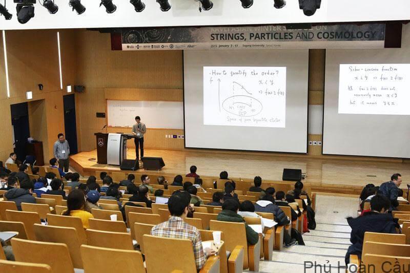 Mức học phí giữa các ngành của trường Sogang có sự khác biệt