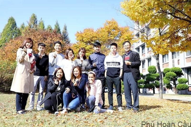 Du học sinh Hàn Quốc vẫn có những nỗi khổ