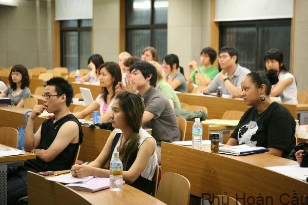 săn học bổng du học ngành marketing tại Hàn Quốc