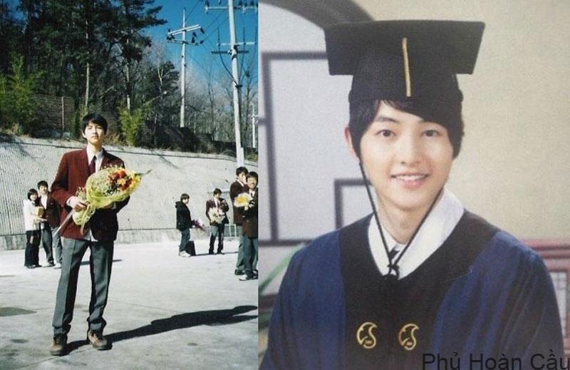 Song Joong Ki là cựu sinh viên của trường Sungkyunkwan