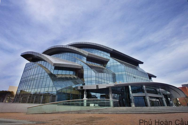 Sungkyunkwan là ngôi trường TOP 5 tại xứ sở kim chi
