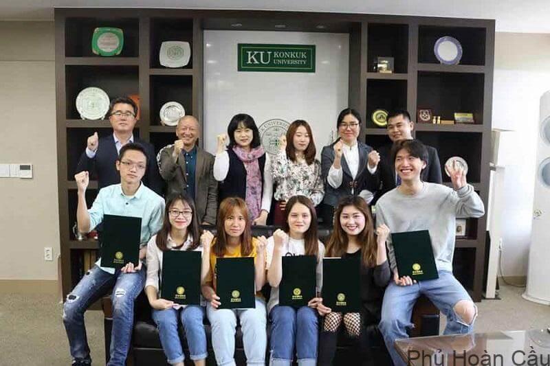 Hàn Quốc là đất nước đầu tư cho giáo dục