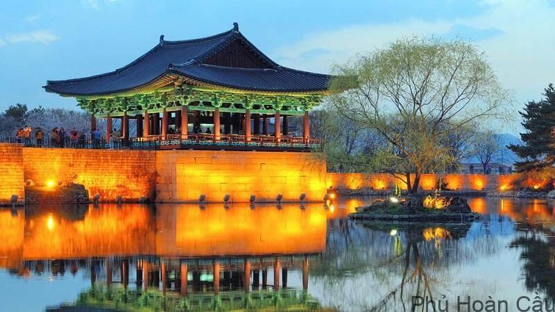 Ngôi chùa Haedong Yonggungsa Hàn Quốc