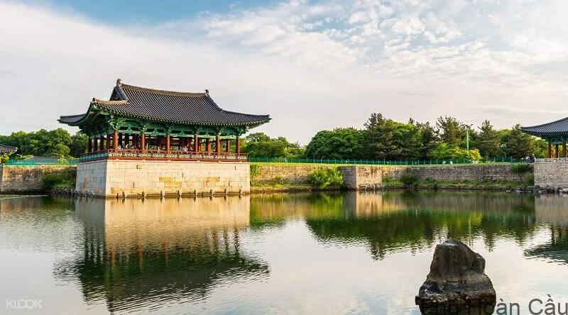Thông tin về thành phố Gyeongju Hàn Quốc