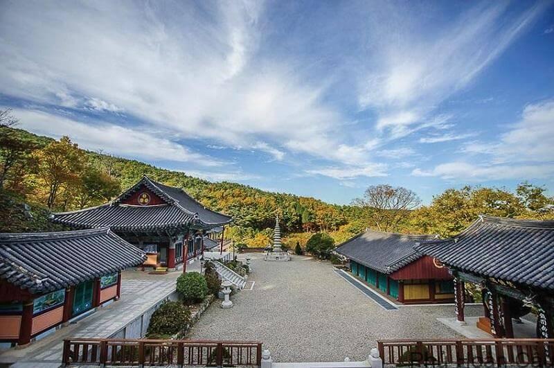 Tỉnh Gyeongsang Nam Hàn Quốc