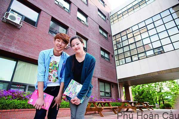 trường đại học nam seoul chuyên ngành học phong phú