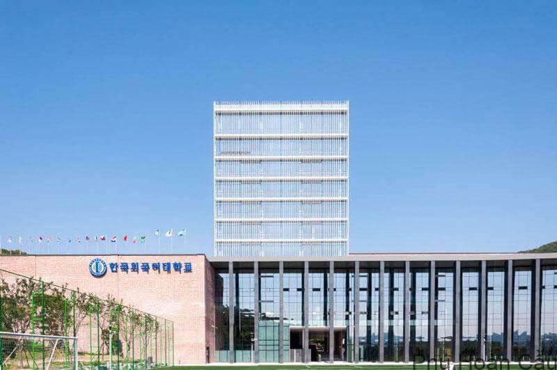 Trường đại học ngoại ngữ Hàn Quốc có khoa tiếng Việt