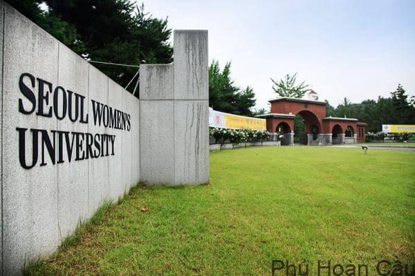 đại học nữ seoul học phí