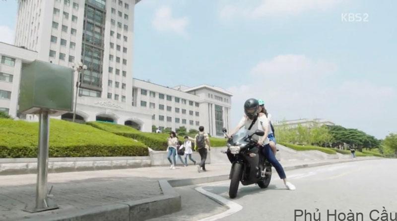 Trường Sun Moon – ngôi trường đã xuất hiện trong rất nhiều bộ phim Hàn Quốc