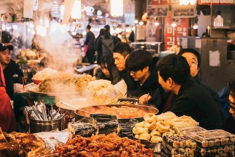 Văn hóa ẩm thực ở Seoul