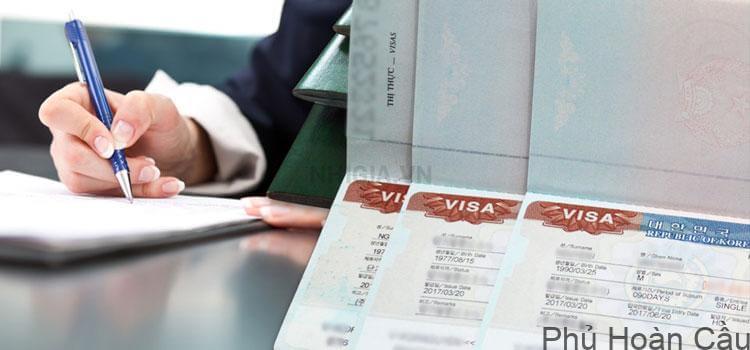 nhận visa du học hàn quốc sau 8- 10 ngày
